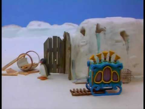 Pingu - And The Organ Grinder