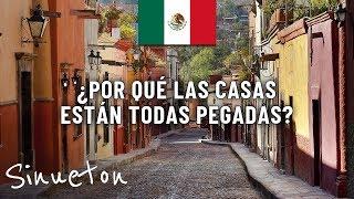 Video Por qué las casas en México están todas pegadas - Sinueton MP3, 3GP, MP4, WEBM, AVI, FLV Juli 2018