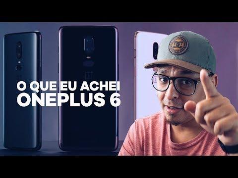 ONEPLUS 6 - O SMARTPHONE  MONSTRUOSO DE 2018?