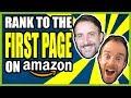 How to rank keywords on Amazon | Amazon Keywords Optimization