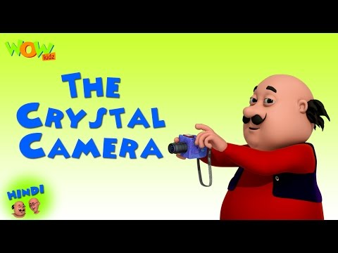 Video The Crystal Camera - Motu Patlu in Hindi - 3D Animation Cartoon for Kids -As on Nickelodeon download in MP3, 3GP, MP4, WEBM, AVI, FLV January 2017