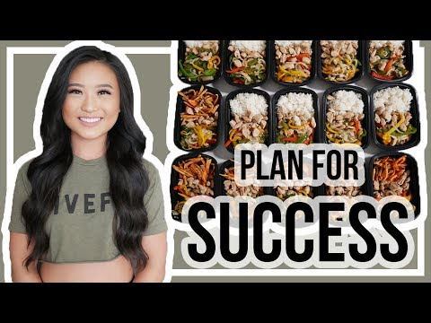 How to Meal Prep for YOUR Goals | 10K GIVEAWAY