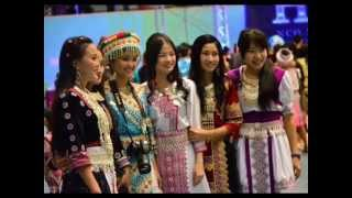 Thailand Hmong new year 2013 - Northern Thailand(ปีใหม่ม้ง 2556)