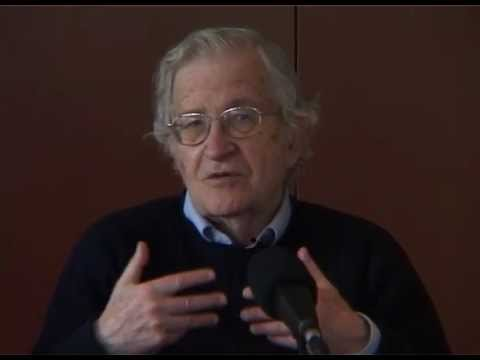 Noam Chomsky on Enlightenment, Classical Liberalism, Anarchism (2/8)