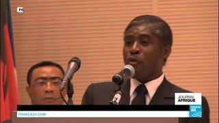 """Abonnez-vous à notre chaîne sur YouTube : http://f24.my/youtubeEn DIRECT - Suivez FRANCE 24 ici : http://f24.my/YTliveFRTrois ans de prison, 30 millions d''euros d''amende et la confiscation de biens dépassant largement les 100 millions d''euros, ont été requis mercredi contre le vice-président de Guinée équatoriale Teodorin Obiang, au procès à Paris de l''affaire des """"biens mal acquis"""".Notre site : http://www.france24.com/fr/Rejoignez nous sur Facebook : https://www.facebook.com/FRANCE24.videosSuivez nous sur Twitter : https://twitter.com/F24videos"""
