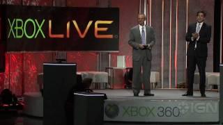 ESPN Xbox Live / Kinect Demo - E3 2010