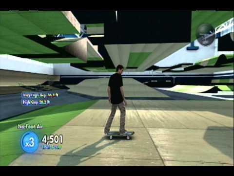 Skate 3 Big Green Skatepark, My Creation