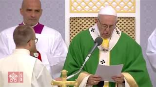 Video Papa Francesco Lituania Angelus 2018-09-23 MP3, 3GP, MP4, WEBM, AVI, FLV September 2018