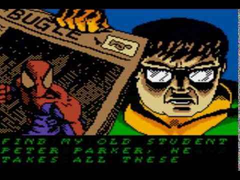 Spider-Man 2 : The Sinister Six Game Boy