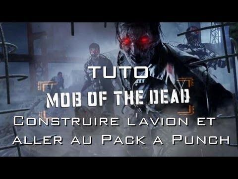 comment construire l'avion mob of the dead