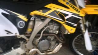 9. 2006 YZ250F