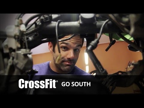 south - The CrossFit Journal -- (http://journal.crossfit.com) After about two weeks without a motorcycle, CrossFit Media's Pat Sherwood finally comes face to face wi...