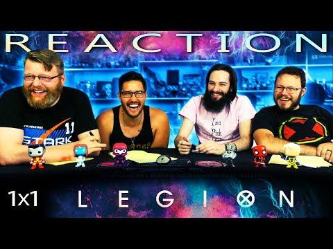 "Legion 1x1 REACTION!! ""Chapter 1"""