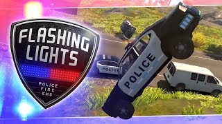 WE ARE COPS |  Flashing Lights