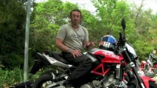 9. 2010 Aprilia Shiver 750 first ride