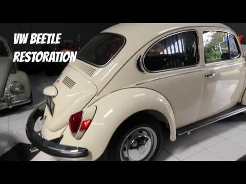 Bengkel restorasi VW classic