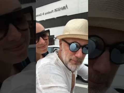 Gianluca Vacchi… welcome in Miami!