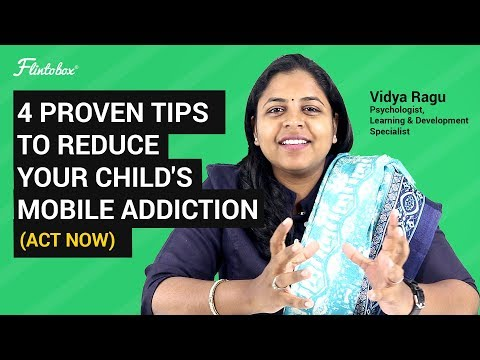 Proven Tips To Reduce Your Child's Smartphone Addiction