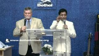 Message on Matthew 24:37 :- By Dr. Ron Charles USA