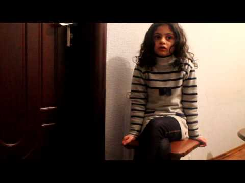 anano pxovelishvili - Rolling in the Deep - Adele cover