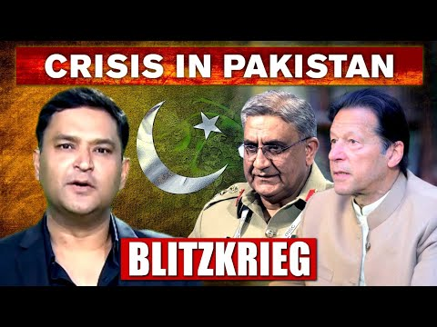 CRISIS IN PAKISTAN | BLITZKRIEG With Major Gaurav Arya (Retd.)