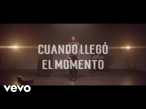 Letra Cuando Llegó El Momento Manuel Carrasco