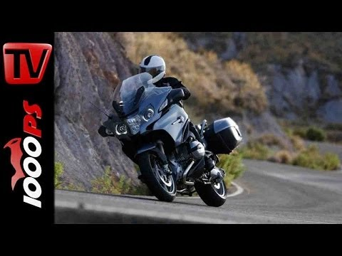 BMW R 1200 RT 2014 Test | Details, Onboard, Action