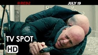 Red 2 TV SPOT - Back in the Game (2013) - Bruce Willis, Helen Mirren Movie HD