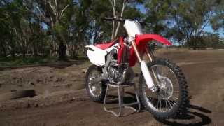 2. MXTV Bike Review - 2014 Honda CRF250R