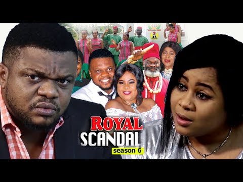 Royal Scandal Season 6 finale - Ken Erics 2018 Latest Nigerian Nollywood Movie full HD