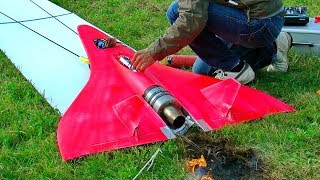 Video FASTEST RC TURBINE MODEL JET IN ACTION 727KMH 451MPH FLIGHT DEMO GUINNESSWORLDRECORDS MP3, 3GP, MP4, WEBM, AVI, FLV April 2019