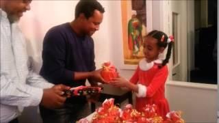 Teddy Afro Christmas Celebrations with children: Stockholm Ethio Star Restaurant