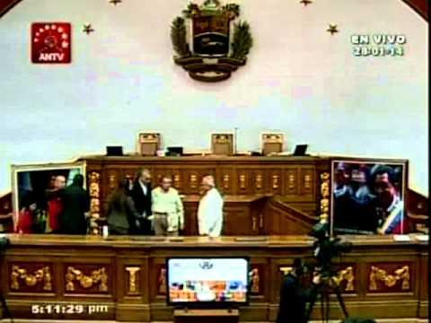 Asamblea Nacional conmemoró el Día del Cine