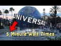 What's New at Universal Studios   Impromptu Universal Studios Visit   Low Wait Time For Rides