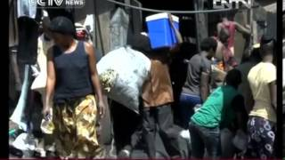 Uganda Slum Based Female Boxers CCTV News