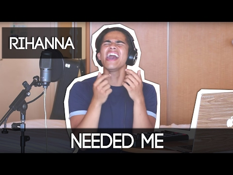 Needed Me by RIhanna | Alex Aiono Cover