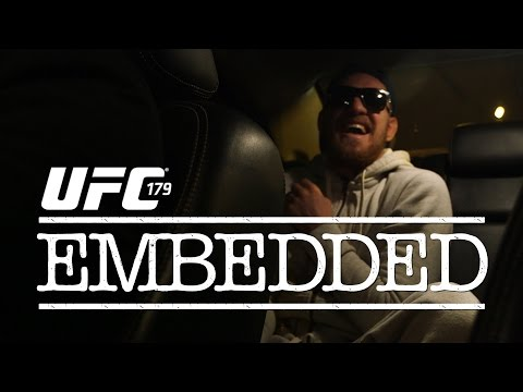3. - On episode #3 of UFC 179 Embedded, featherweight champion Jose Aldo and challenger Chad Mendes, no longer on separate continents, come too close for comfort at the team hotel, and Irish ...