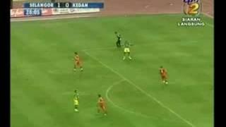 Video TM Piala Malaysia 2008 - (Akhir)  Kedah vs Selangor #1 MP3, 3GP, MP4, WEBM, AVI, FLV Juli 2018