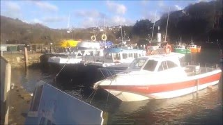 Ilfracombe United Kingdom  City new picture : Ilfracombe Harbour, North Devon, UK, April 2016