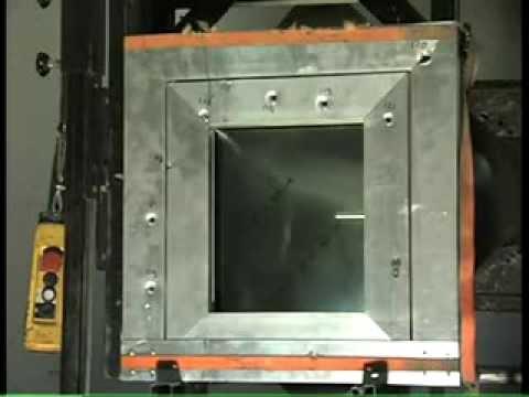 Тестирование системы CS 77 на пулестойкость