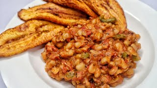 "I started cooking beans this way because Bobo was not ""feeling"" palm oil beans plus this version in my opinion is moreeeee delicious! The winners for the PoiPoi Sauces are:Debbie BriggsYemisi DaramolaHannah OnoguweValada FakuadeIjeoma UbanechePlease send an email to sisi@sisiyemmie.com with your details!  If you are not subscribed join the family by clicking http://bit.ly/1mq1DGq and let's be friends on Instagram https://instagram.com/sisi_yemmie . If you miss me during the week, you will find me on my blog http://www.sisiyemmie.com Send me an email, I'd love to read from you sisi@sisiyemmie.com (FOR BUSINESS: business@sisiyemmie.com)Location: Lagos, Nigeria (West Africa) I'm a Nigerian Food and Lifestyle Blogger documenting bits of every other day in my life with my son, Tito and husband Bobo."