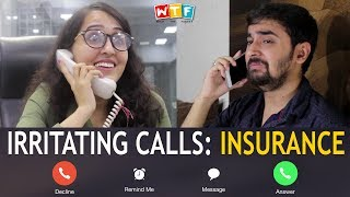 Video IRRITATING CALLS : INSURANCE | WTF | WHAT THE FUKREY MP3, 3GP, MP4, WEBM, AVI, FLV Januari 2019