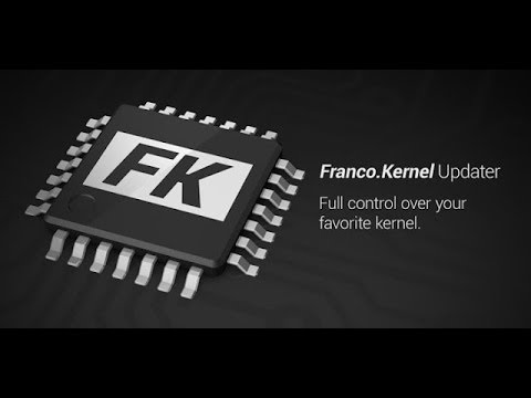 franco.kernel updater - Review and FREE APK LINK!