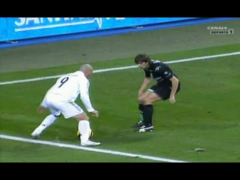 Only Ronaldo Phenomenon Can Humiliate Defenders THIS Way