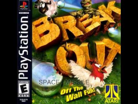 Breakout Playstation