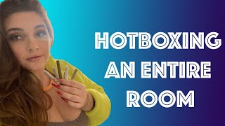 I HOTBOXED MY GUEST ROOM!!! by Macdizzle420
