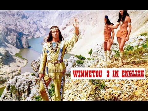 Winnetou 3   The Last Shot  HD ENGLISH Audio. With Old Shatterhand