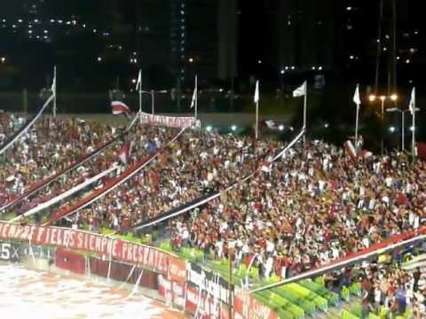 El Matador - La Barra del Caracas FC - Los Demonios Rojos - Caracas