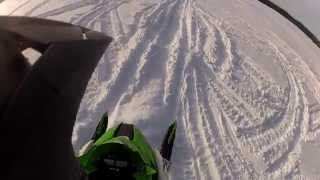 10. Arctic Cat M6000 Jump