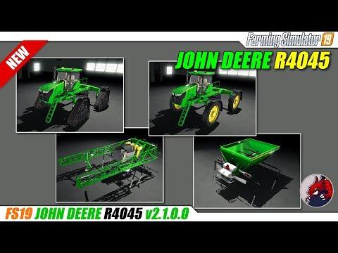 John Deere R4045 v2.1.0.0